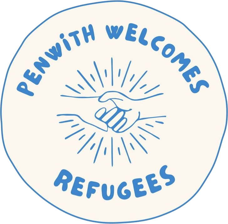 PENWITH WELCOMES REFUGEES